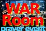 Join the May War Room Prayer Event ONLINE May 23rd