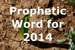 Prophetic Word for the Year 2014 (Video)