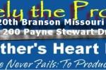 Prophetic Event – Branson, Missouri
